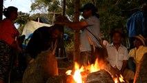 Colombie: de la guérilla à la terre mère, le retour des jeunes indiens Nasa