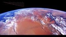 La terre vue de la station spatiale internationale en 4K !