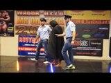 MAKIS MARAGOS - BODY BUILDING WABBA 10-11-13  ( POSING ROUTIN )