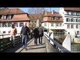 Bamberg. Regnitz. Rathaus