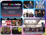 CS50 Storyteller - adding a bit of fun to storytelling (as Harvard CS50 Final Project)