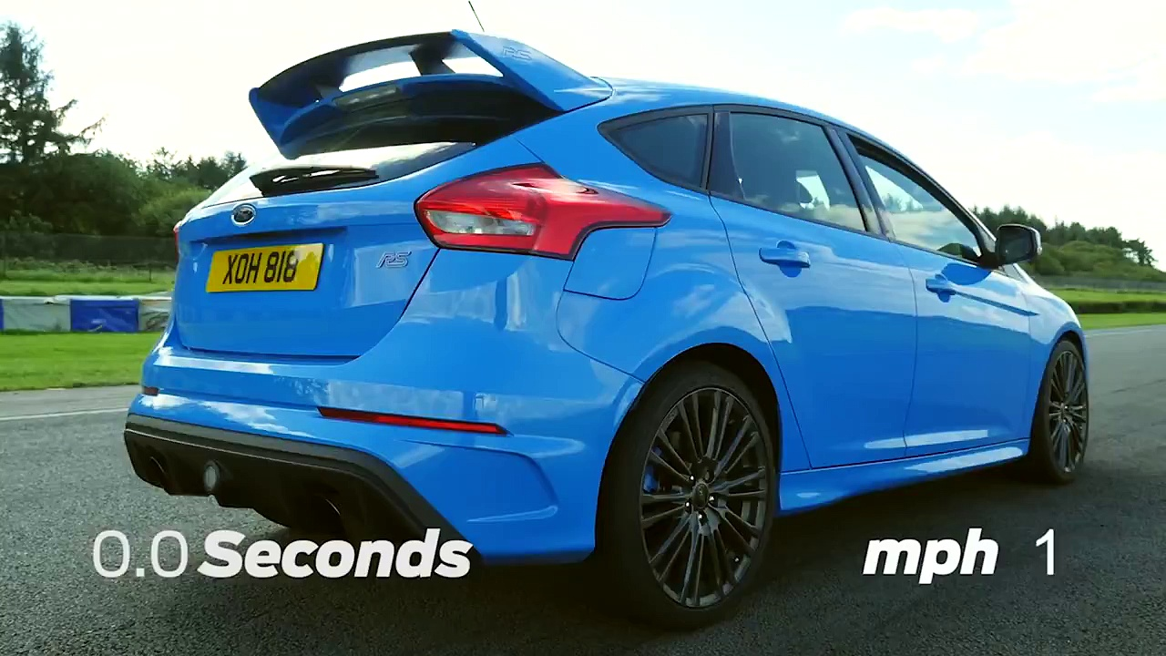 Ford Focus RS – Olivier Ford