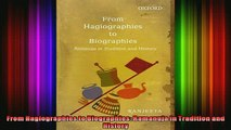 Read  From Hagiographies to Biographies Ramanuja in Tradition and History  Full EBook
