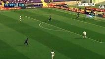 Le gardien Italien Andrea Consigli a marqué contre son propre camp