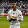 Ballon dor nomernies 2015 Messi Ronaldo Neymar