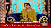 Shan e Sehar – 10th June 2016
