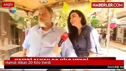 Hamdi Alkan 20 Kilo Verdi