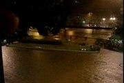 Enchente na Tijuca - Rio de Janeiro - 25-04-2011 - Parque Aquático Olímpico.mp4