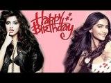 Khoobsurat Actres Sonam Kapoor Turn 31 Today   Happy Birthday