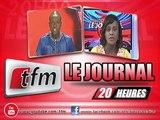 JT 20h Français - 31 Juillet 2015 - Présentation Papis Diaw et Fatim Bâ