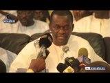 Laylatoul Khadre 2015 chez Sokhna Baly Mbacké  Discours Alioune SARR Ministre du Commerce