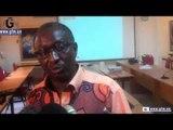Louis Alioune Ndiaye Bureau ozone sénégal