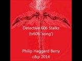 28) Detective 606 Stalks (TR 606 'song') circa 1992-93