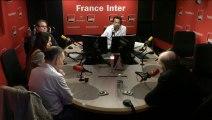 Eliette Abecassis, Jacques Lambert (UEFA) et Jean-Pierre Darroussin répondent aux questions des auditeurs de France Inter