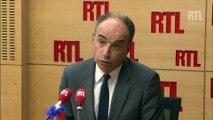 """Jean-François Copé, invité de RTL le 10 Juin 2016, condamne """"le comportement de surenchère des syndicats CGT et gauchistes"""""""