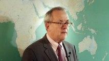 Interview de Monsieur Gérard Wolf Président de la Task Force Ville Durable du MEDEF International