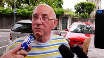 Procès Alexandre Junca à Pau : interview de Claude Ducos