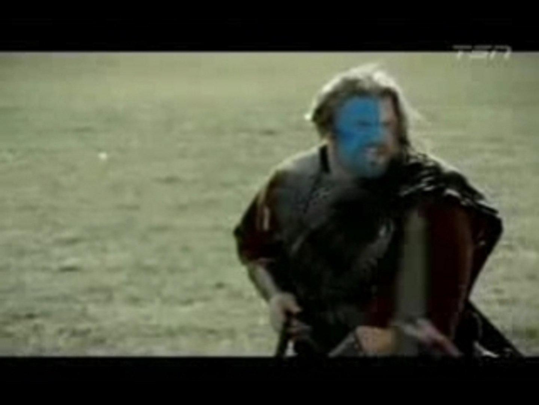 Triple H Parodies Braveheart (WM 21 Advert)