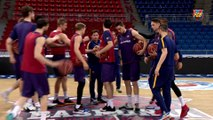 FCB Basket: El Barça Lassa busca el primer triomf a Vitòria i la classificació per a la final