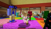 Minecraft Baby Daycare - FIVE NIGHTS BABIES ATTACK! w/ LittleKelly