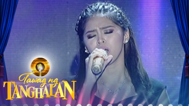 Tawag ng Tanghalan: Marielle Montellano | Bakit (Round 5 Semifinals)