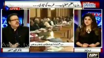 Nawaz Sharif has deliberately benefited India at this point - Dr Shahid Masood reveals