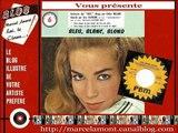 Didier Boland et son orchestre - Bleu blanc blond - du 45t PBM EP 15 - Disque du jour n°6