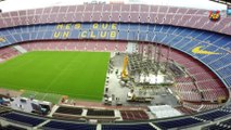 Make your show a memorable one at the Camp Nou – FCB Meetings & Events