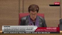Audition P. Moscovici + Audition chiffres chomage - Les matins du Sénat (10/06/2016)