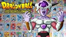 Las combat cards de Panini - Dragon Ball Super Collection