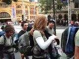 A*town Crew Representing @ THE RESCUE, Melbourne, 25 April 2009