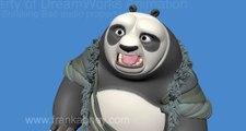 Kung Fu Panda 3 Animation Test