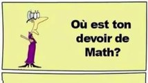 Troll sur les mathématiques .