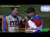 7-27-2012 Northwest Modified Nationals RoC Post Race Interview Grays Harbor Raceway