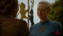 Game of thrones When Brienne of Tarth met Tormund