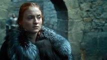 Game of Thrones 6x07 'Jon Snow and Sansa Scene' Season 6 Episode 7