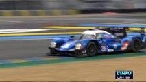 24 Heures du Mans : Une Journée Test effectuée