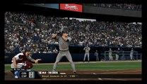 MLB 10 The Show: Clippers (Indians AAA) @ Sky Sox (Rockies AAA) Highlight Reel