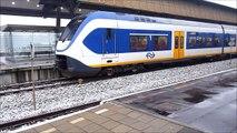 2628, SLT richting Rotterdam , aankomst en vertrek Rotterdam Lombardijen, 30-1-2012