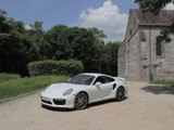 Essai Porsche 911 Turbo S 2016