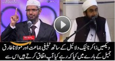 Dr Zakir Naik vs Maulana Tariq Jameel Debate 2016