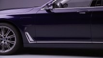 BMW Individual 740Le iPerformance THE NEXT 100 YEARS - Exterior Design Trailer