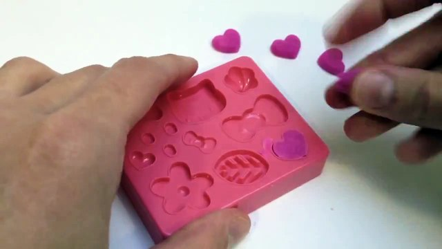 Play Doh Cupcakes Recipe How to make Cupcakes Playdough Mint Chocolate Ice Cream Recipe Part 5