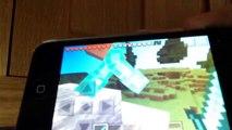 Minecraft PE Duplication glitch w/ Ethan x ThinE (this is my first vid hope u enjoy)