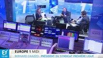 Foot : le président de Saint-Etienne pour la vente de bière dans les stades
