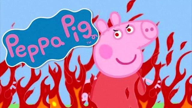 Peppa Pig Y La Arana Urooj Tv