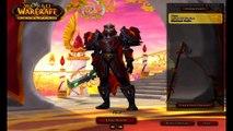 World of Warcraft Cataclysm Blood/Night Elf Dance