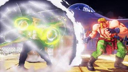 SFV - Trailer de Guile de Street Fighter V
