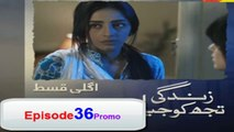 Zindagi Tujh Ko Jiya Episode 36 Promo HD on HUM TV 20th April 2016