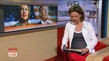 Julius van de Laar analysiert das Wahlergebnis von New York im ARD Morgenmagazin